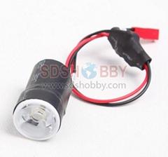 12V 3W Super Bright LED Night Navigation Light/ Front Flying Light With Import B