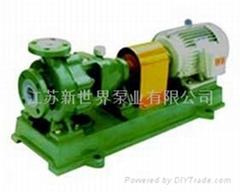 IHF系列襯氟化工離心泵