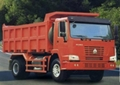 4*2 HOWO dump Tipper truck / ZZ3167M3811