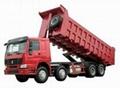 8*4 HOWO dump truck / ZZ3317N3061