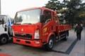 SINOTRUK HOWO light  truck  ZZ1167M5617