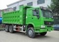 Sinotruk HOWO 6*4 Dump Truck 300-380HP