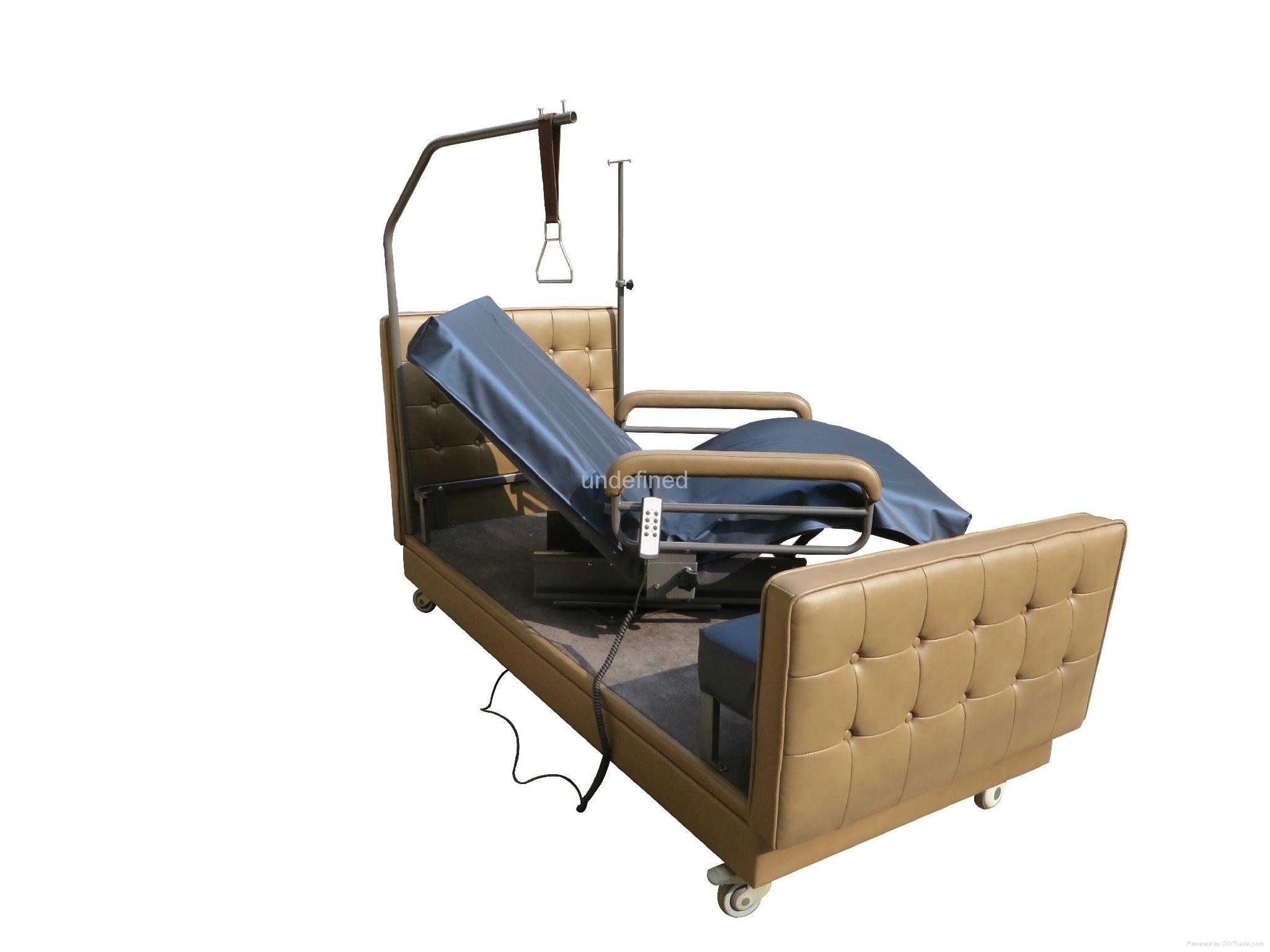 Home use hilo rotation latex mattress adjustable bed jj - Bedroom sets for adjustable beds ...