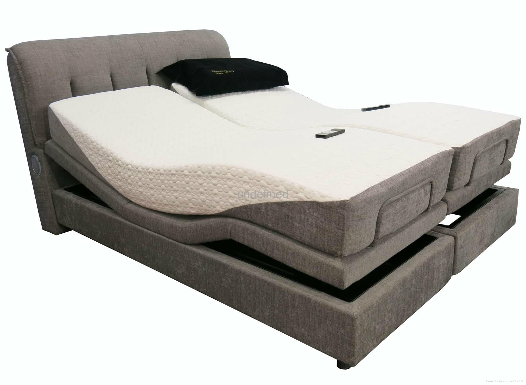 Modern Luxury Queen Size Smart Flex V2 Electric Adjustable