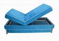 Modern Bedroom Furniture Lift Up Storage Adjustable Bed 4