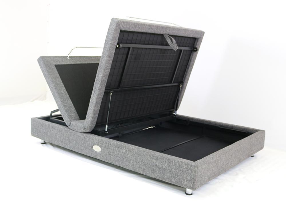 Home use storage adjustable bed hideaway electric bed - Bedroom sets for adjustable beds ...