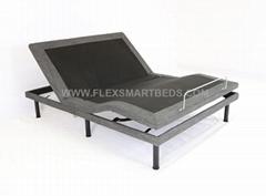Modern Furniture Luxury Okin Motor Adjustable Massage Bed