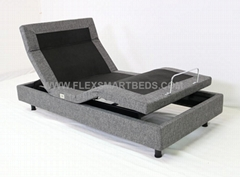 Modern Beauty Bed Electric Adjustable Folding Electric Bed