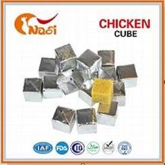Nasi chicken bouillon cube