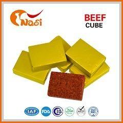 Nasi beef  bouillon cube