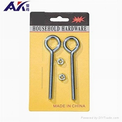 Eye Bolt with Hex. nut Kits Made in China