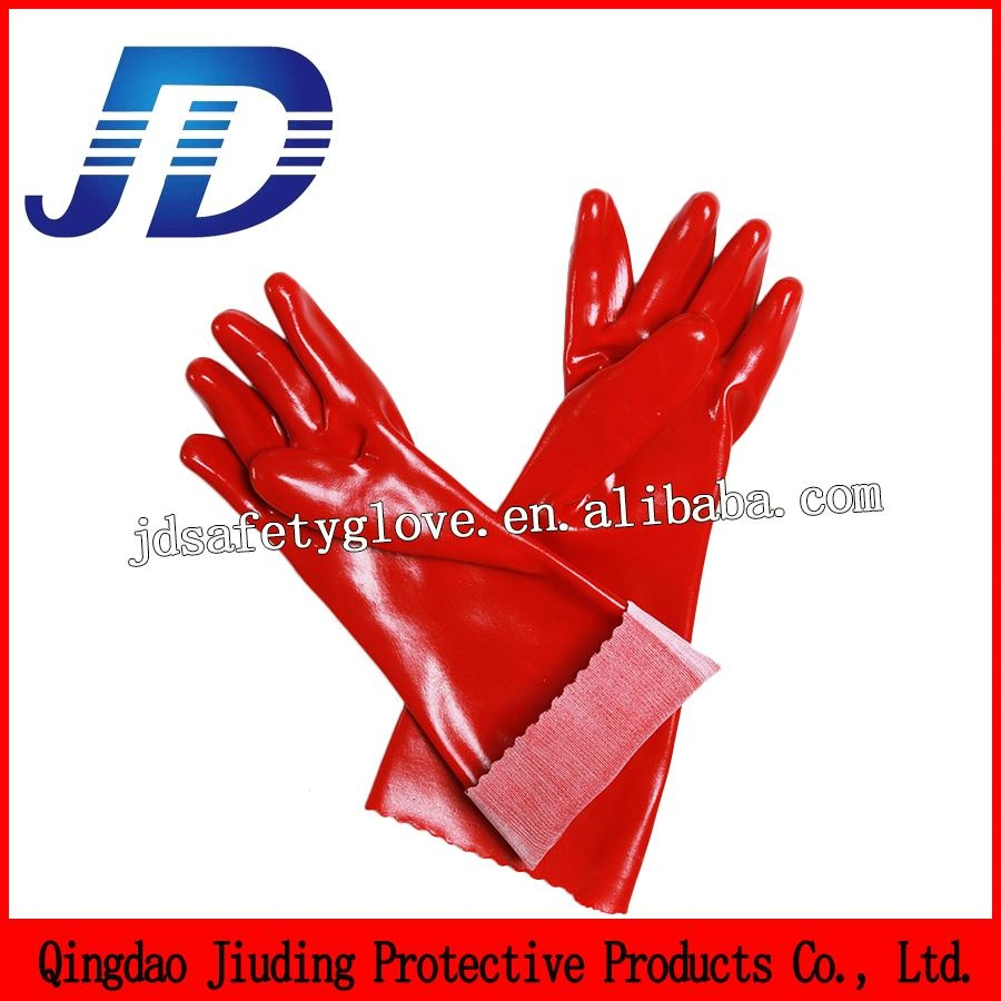 Factory Directly sales glossy water proof mechanical glove for free samples dire 1