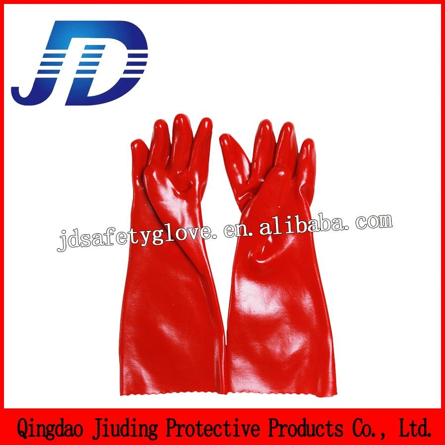 Factory Directly sales glossy water proof mechanical glove for free samples dire 5