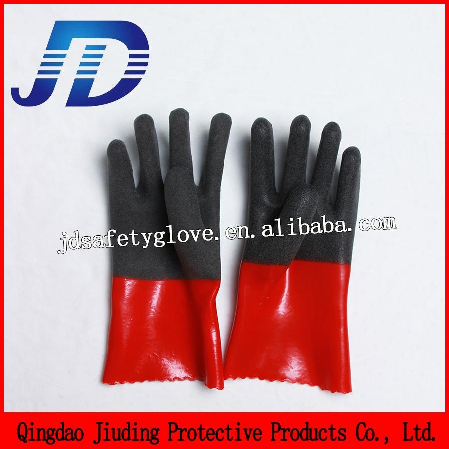 Oil resistant foam safety working gloves machinery 4