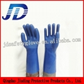 blue frosted safety working gloves 4