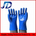 Cheap industrial machinery safety gloves 2