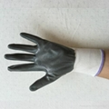 Chinese manufacturers selling nitrile nylon gloves 2