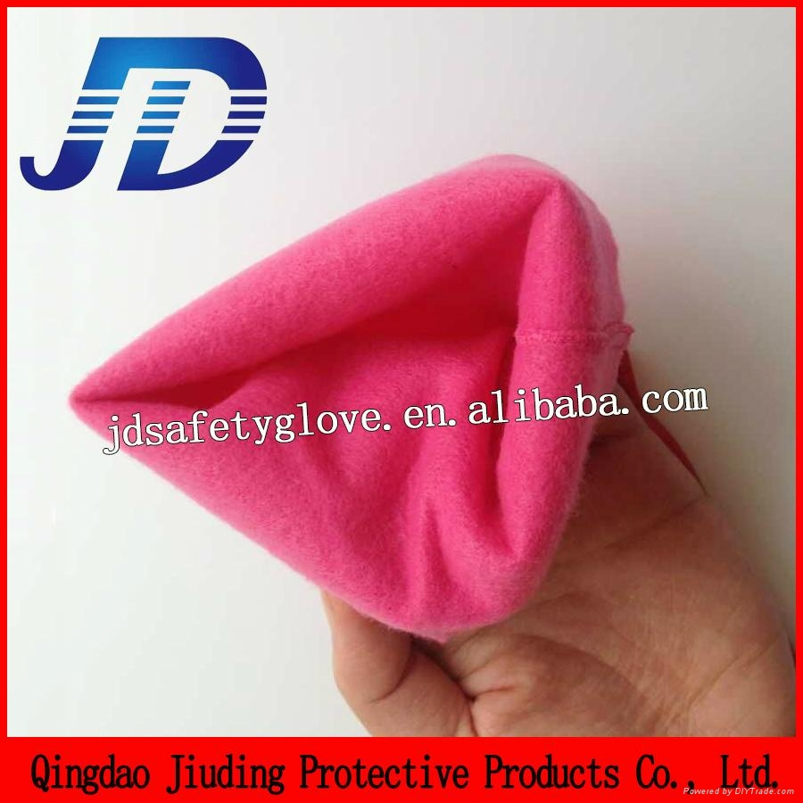 Long sleeve oil resistant household cleaning gloves 1