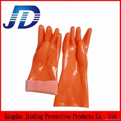 JD Oil and alkali work safety and labor insurance gloves