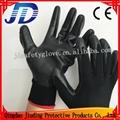 JD605 Nitrile Coated Nnylon Gloves  2