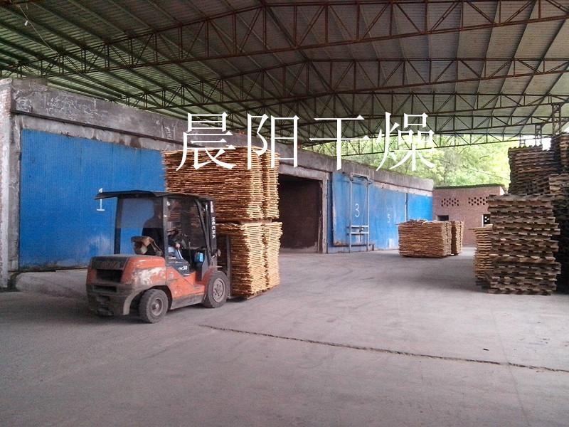 四川木材烘乾設備 1