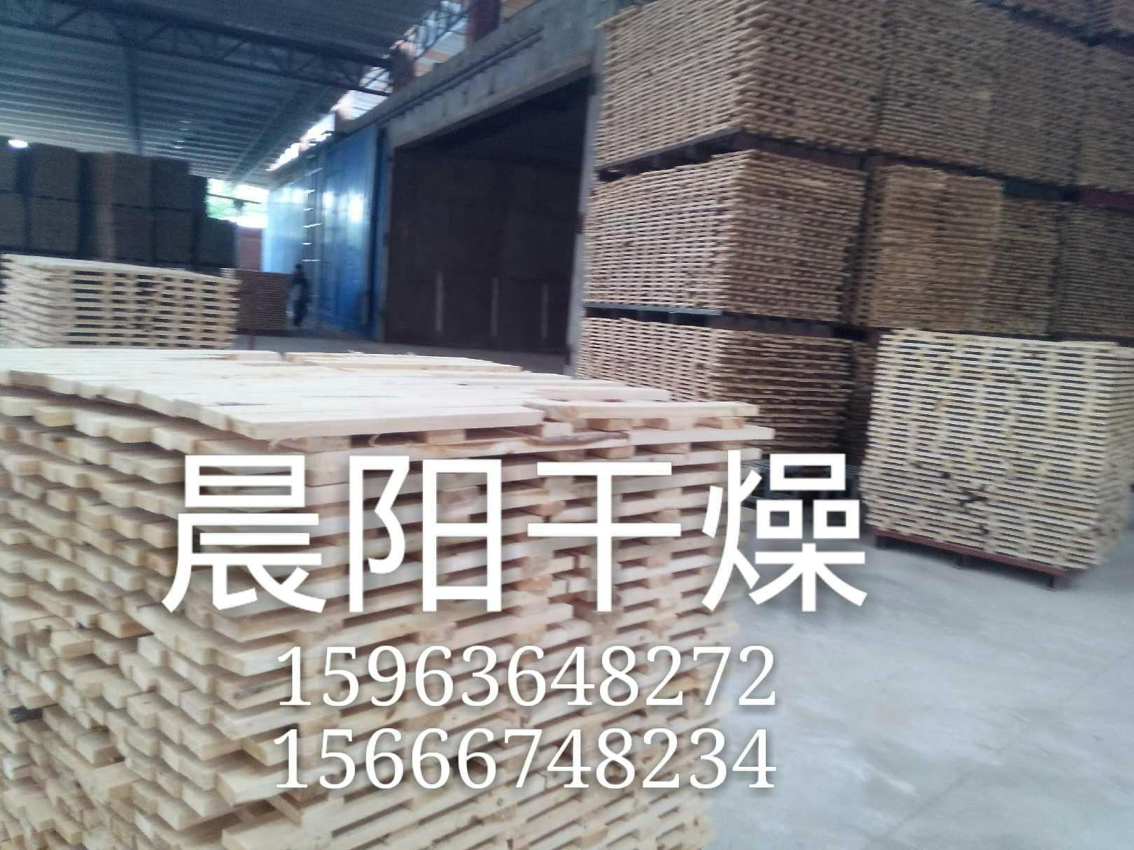 山東木材烘乾設備 1