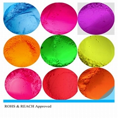 Daylight Organic Fluorescent Pigment for garment dyeing