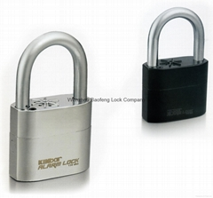 siren alarm Padlock security