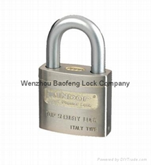 kinbar brand high security brass door padlock