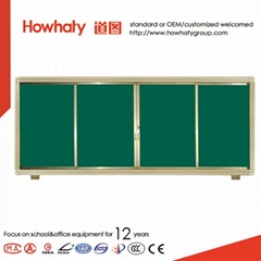 Howhaty sliding magnetic