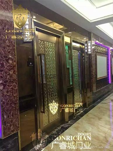 Doors Design Soundproof Fire Room Door Interior Door ...