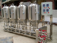 100l brewery equipment draft beer machine of ZD for sale