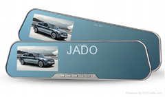 JADO D600S-HD dashcam ,HD1080P rearview mirror car recorder