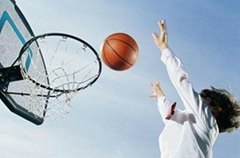 廠家供應 籃球網