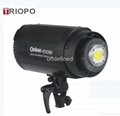 Photo and video led light