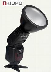 Portable  camera flash light