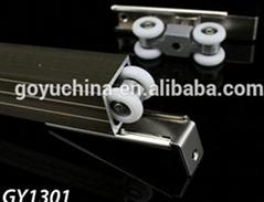 double roller sliding shower door & roller shutter door & sliding door roller vw