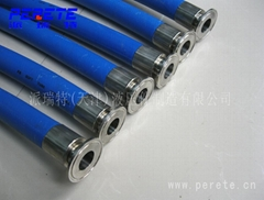 High pressure smooth surface PTFE Hose Teflon hose Assembly