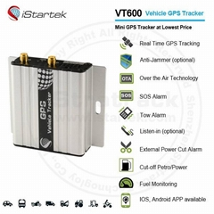 High Quality Upgrade Car GPS Tracker GSM mvt600 with GPS Tracker SIRF IVVT600