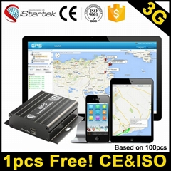 3G Simple Car gps tracker tk103ii