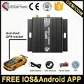 Realtime tracking fleet management 3G