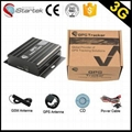 3g gps tracker with magnetic card reader