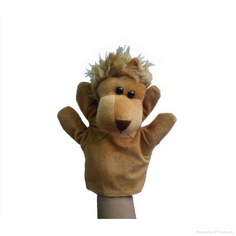 Plush Animal Hand Puppets Stuffed Plush Toys Toys Soft Toys Peluche  4