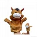 Plush Animal Hand Puppets Stuffed Plush Toys Toys Soft Toys Peluche  1