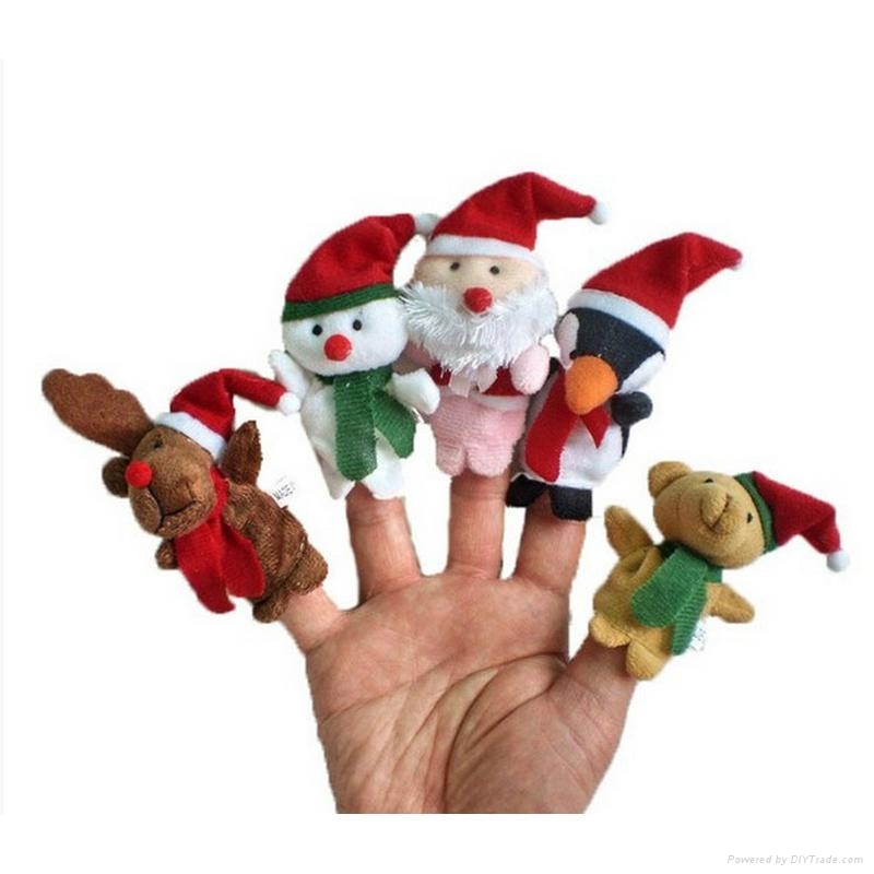 Plush Animal Hand Puppets Stuffed Plush Toys Toys Soft Toys Peluche  3