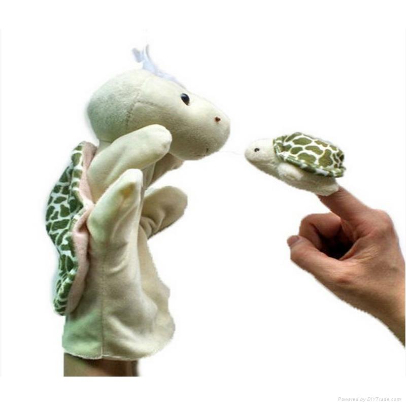 Plush Animal Hand Puppets Stuffed Plush Toys Toys Soft Toys Peluche  5