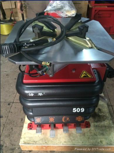 汽車輪胎保養設備詩琴全自動免撬棍扒胎機 509GF 2