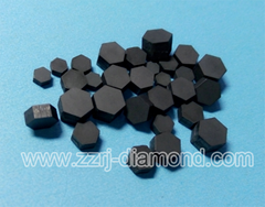 Self Supported Hexagonal Diamond/ PCD Wire Drawing Die Blanks