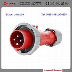 alibaba outdoor electrical 380v IEC60309-16A/32A plug & socket