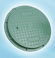 CE En124 Manhole Covers With Frame